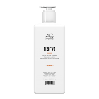 AG HAIR CARE Therapy Tech Two – Protein-Enriched Shampoo 0.5 gallon / 1.89 litre